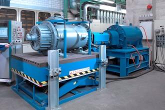 Lastprüfstände für AC Motoren