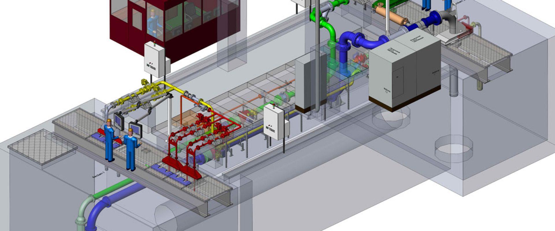 Vogelsang & Benning unterstützt die neue Produktionsstätte von RWE Power mit einem innovativen Pumpenprüfstand